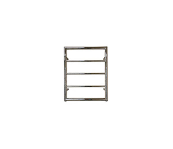 Alfriston 520x650mm Towel Rail Sq Element
