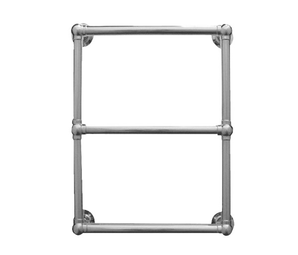 Fletching 520x635mm Towel Rail
