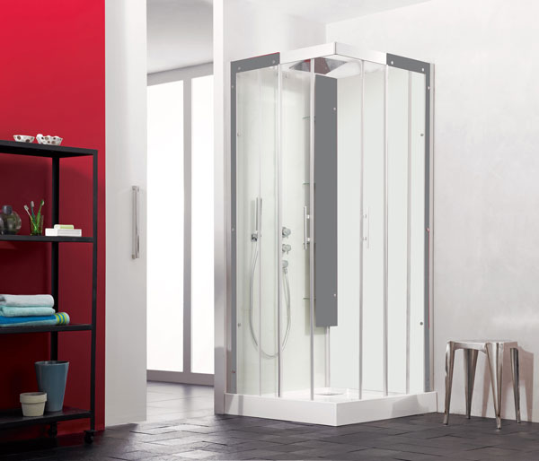Horizon Sliding Door Enclosure 900x900mm