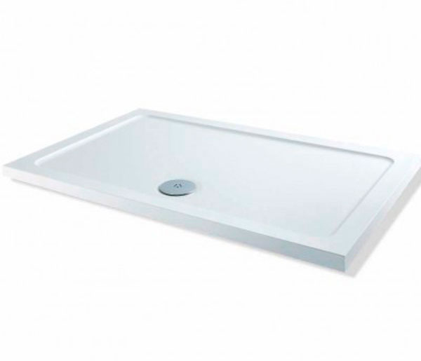 40mm Stone Resin Shower Tray 900x800mm