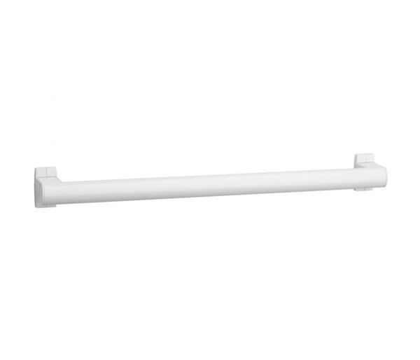 Arsis White 400mm Straight Grab Bar