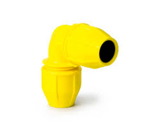 25mm Gas Elbow