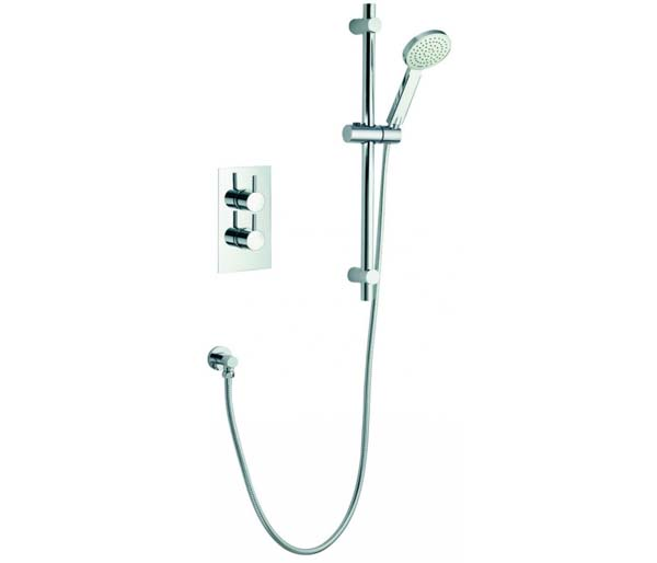 Arco Shower Pack with Valve and Slide Bar Kit
