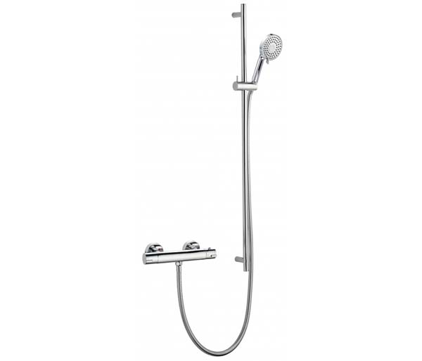 Arco Thermostatic Exposed Shower Kit