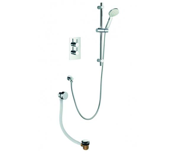 Arco Shower Pack - Valve_Slide Bar_Bathfill