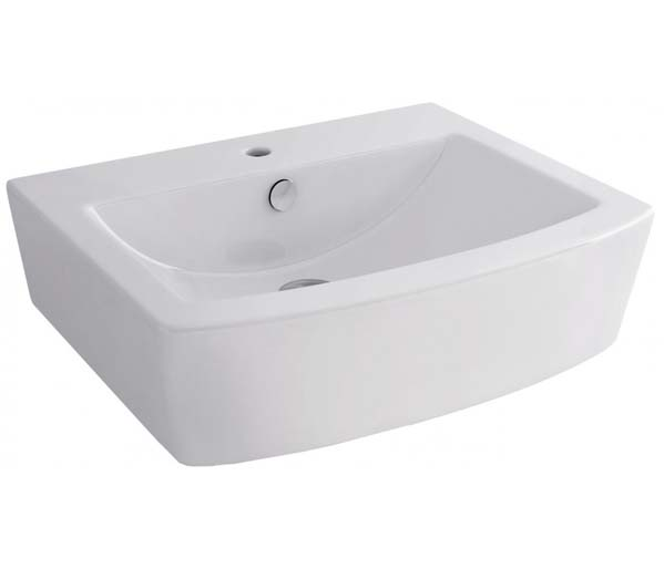 Bloque Wall Hung/Countertop Basin 550x450mm
