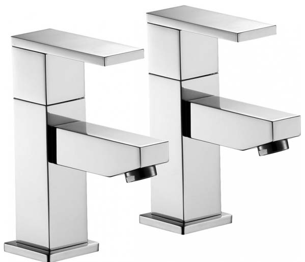 Bloque Basin Taps Chrome