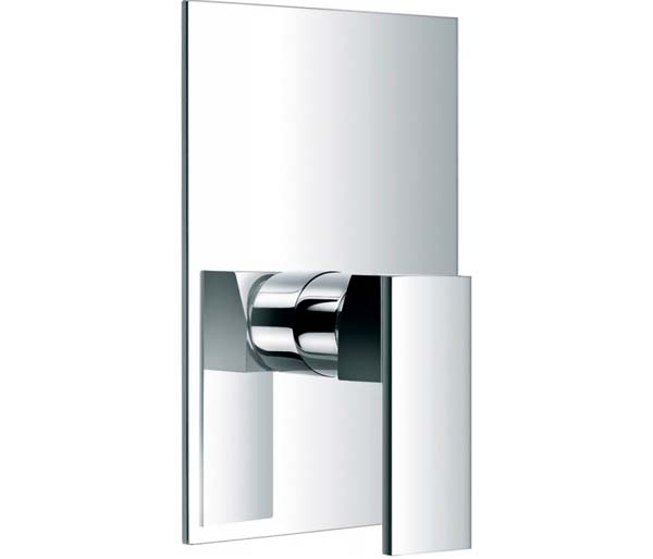 Bloque Manual Shower Valve Chrome