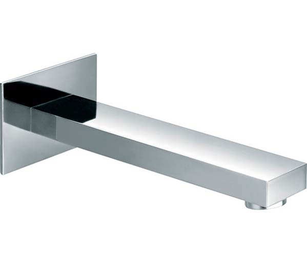 Bloque Wall Spout - for Basin or Bath