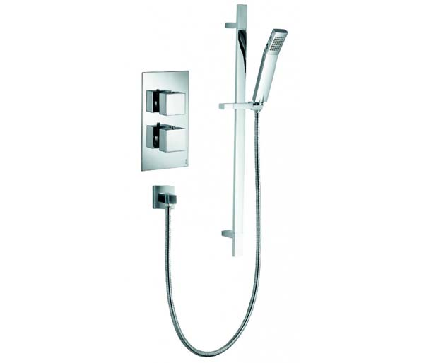 BQ2 1 Outlet Thermostatic Shower Kit