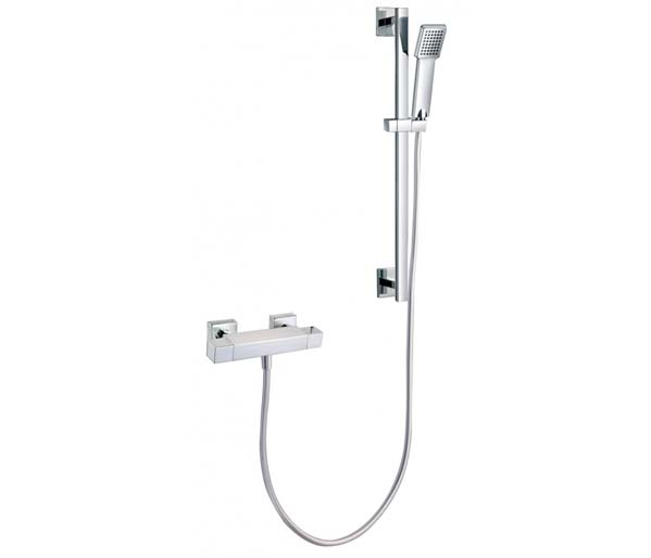 BQ2 Exposed Thermostatic Shower Kit