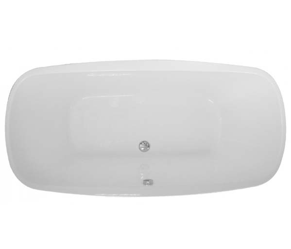 Platto 1700x810mm freestanding Bath