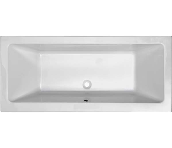 Bloque 1800x800mm Double Ended Bath