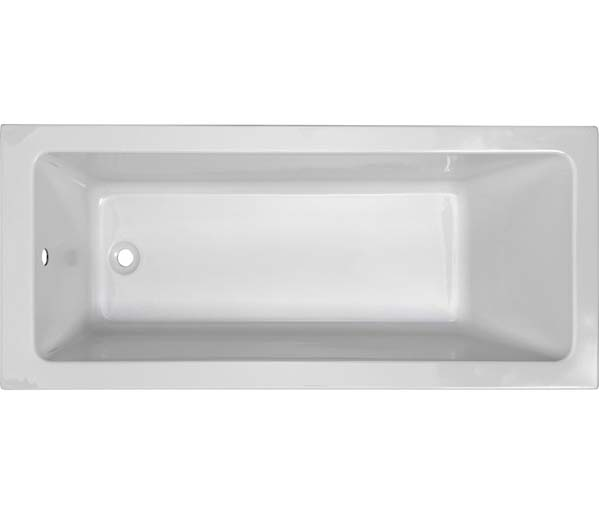 Bloque 1700x750mm Single Ended Bath