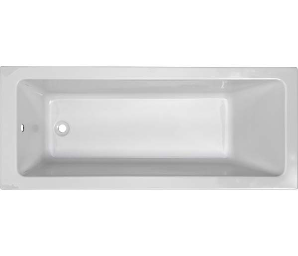 Bloque 1700x700mm Single Ended Bath