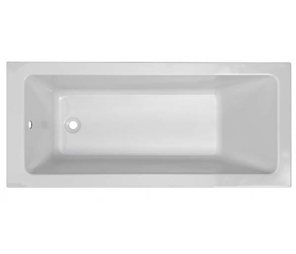 Bloque 1600x700mm Single Ended Bath