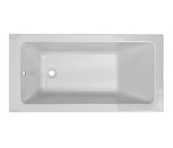 Bloque 1400x700mm Single Ended Bath