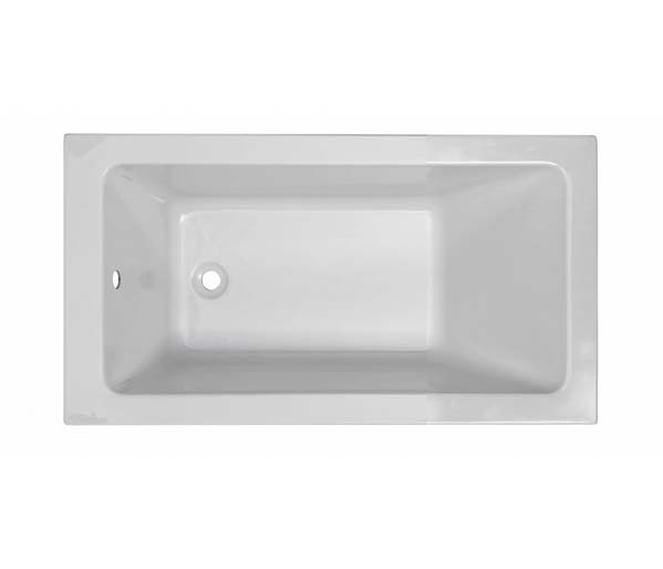 Bloque 1300x700mm Single Ended Bath
