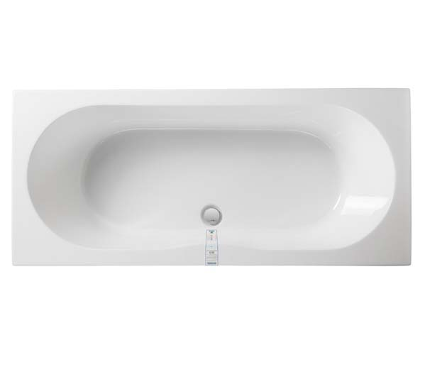 Wave eco 1700x750mm Double Ended Bath