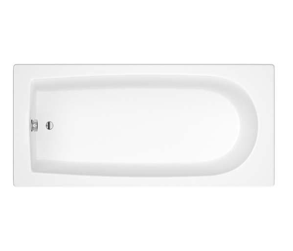 Curve Single Ended Bath 1500x700mm