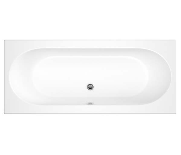 Curve Double Ended Bath 1700x700mm