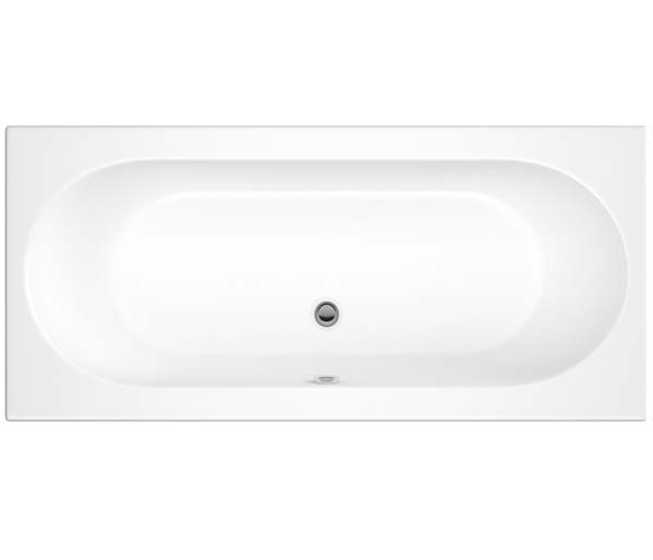 Curve Double Ended Bath 1800x800mm