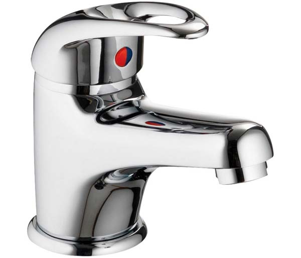 Dv8 Eco Mini Mono Basin Mixer + Waste