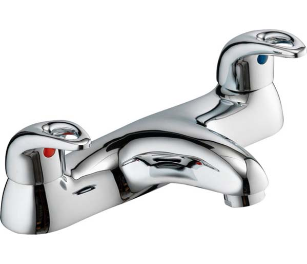 Dv8 Bath Filler Chrome