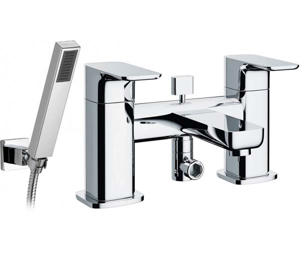 Flite Bath Shower Mixer Chrome