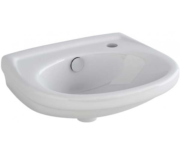 Ivo 360mm Cloakroom Basin 1th
