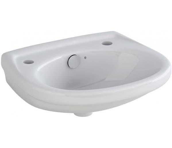 Ivo 360mm Cloakroom Basin 2th