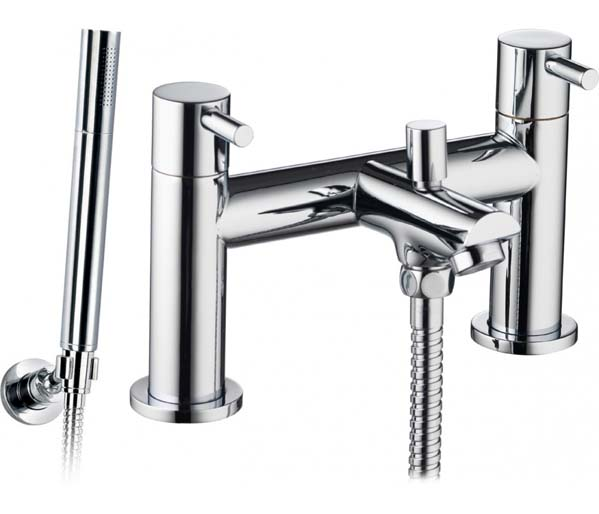Ivo Bath Shower Mixer with Shower Kit