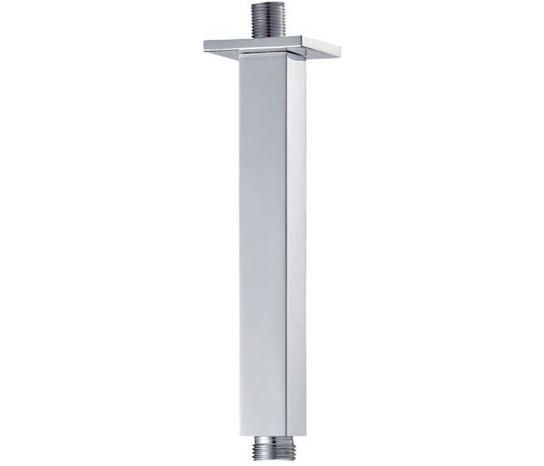 200mm Square Shower Arm - Ceiling