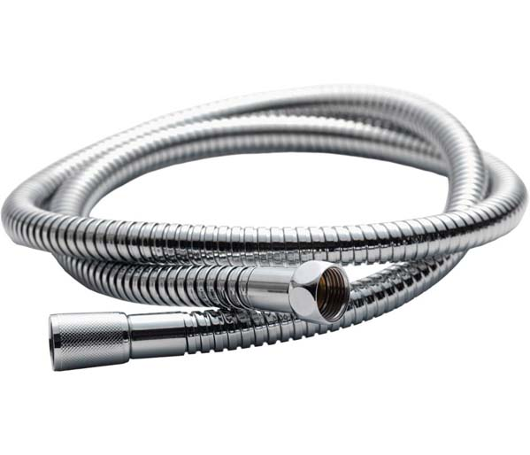 1500mm 12mm Large Bore Shower Hose