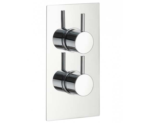 Arco 2 Outlet Thermostatic Shower Valve