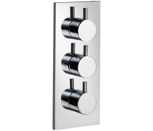 Ivo 2 Outlet Thermostatic Shower Valve