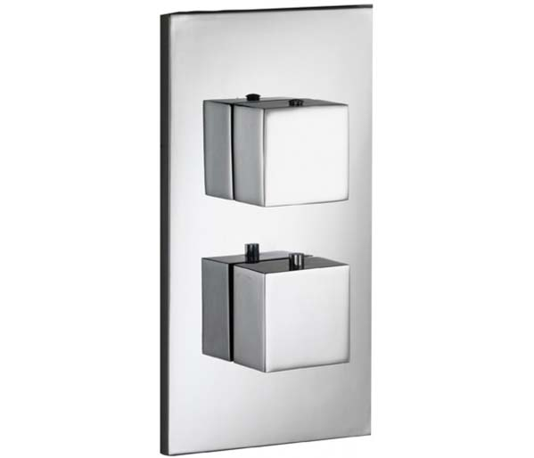 SQ2 1 Outlet Thermostatic Shower Valve