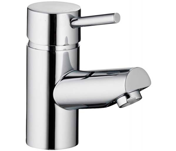 Xcite Basin Mixer with Clicker Waste