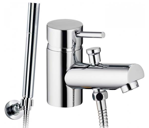 Xcite  Bath Shower Mixer with Shower Kit