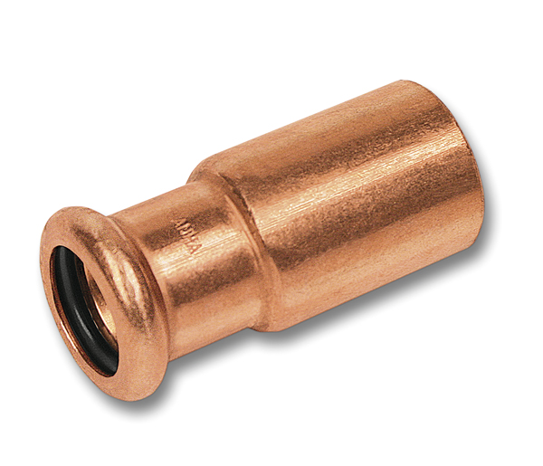 SANHA-Press Copper Spigot Reducer 67X28mm