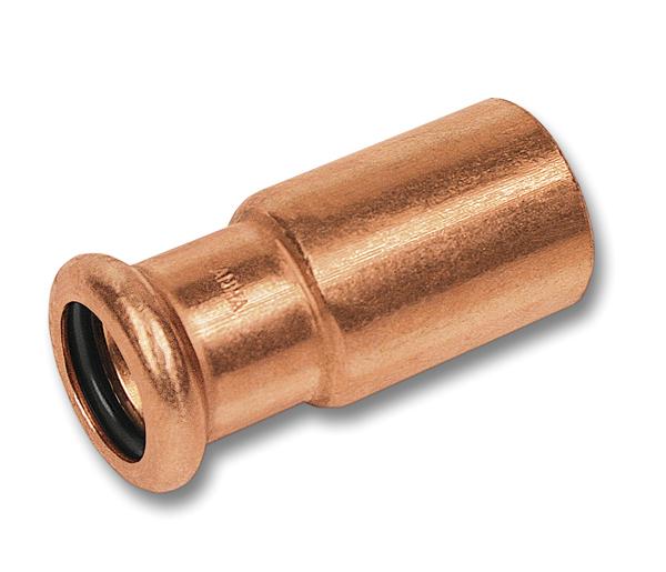 SANHA-Press Copper Spigot Reducer 76X54mm