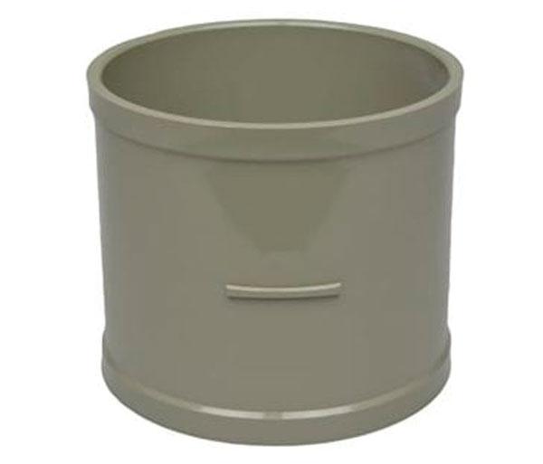 110mm Olive Grey Slip Coupler