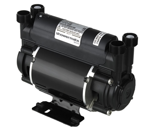 Showermate Eco Standard 2 Bar Twin Pump