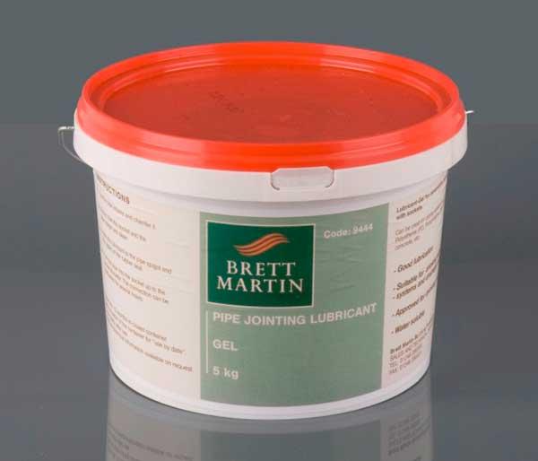 Brett Martin Lubricant Gel 5kg