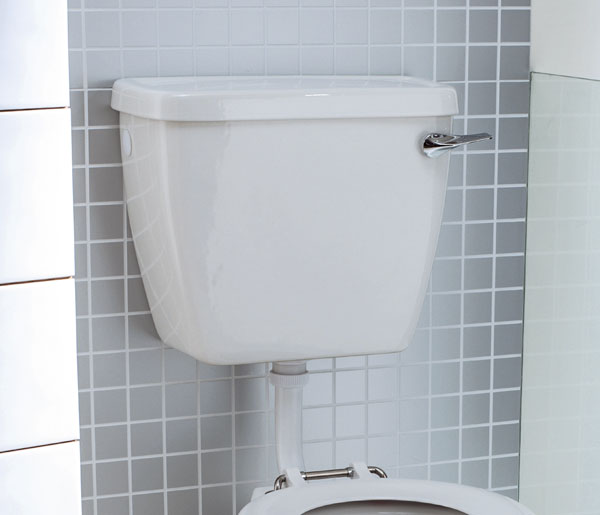 T&L Care Low Level Cistern Shell only