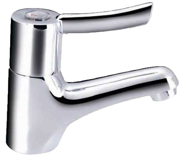 T&L Care WRAS Sequential Basin Mixer
