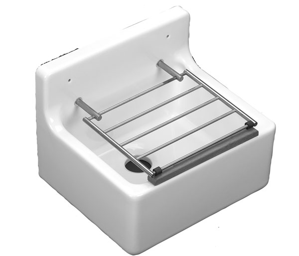 T&L Commercial 450mm Cleaner Sink and Grating