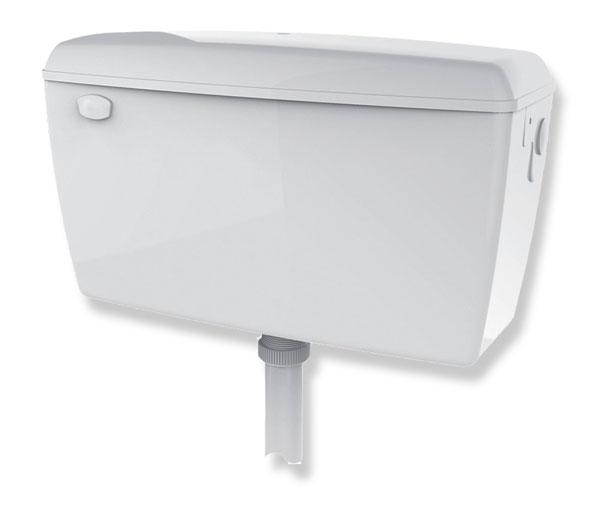 T&L Commercial Conc Urinal Cistern 4.5 Litre