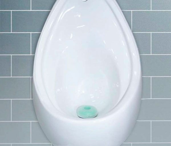 T&L Commercial Waterless Urinal Complete 50cm