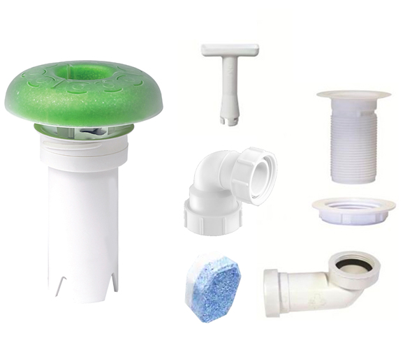 T&L Commercial Waterless Conversion Pack